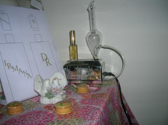 Diffuseur et parfum Irmana